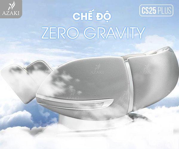 chế độ zero gravity